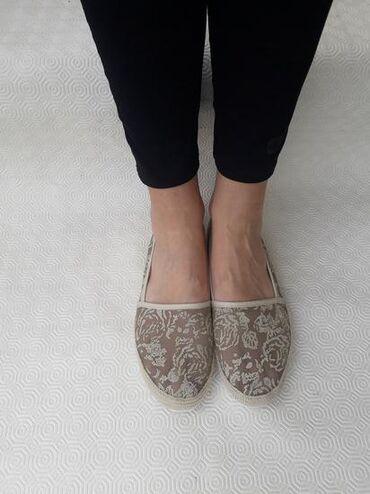 Ženska obuća | Valjevo: Espadrile - broj 39 - jako udobne i lagane. Broj 39 - gaziste 25cm