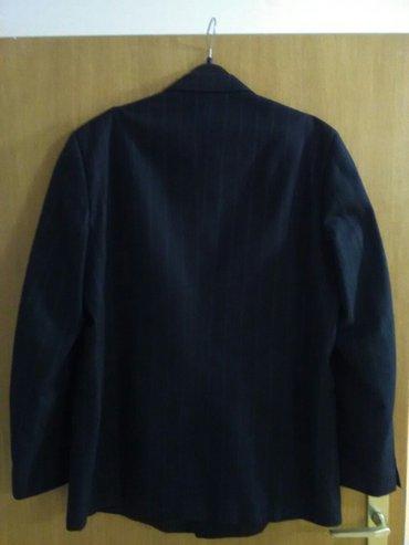 Kvalitetno muško odelo,45% runska vuna, očuvano, malo nošeno, - Pozarevac