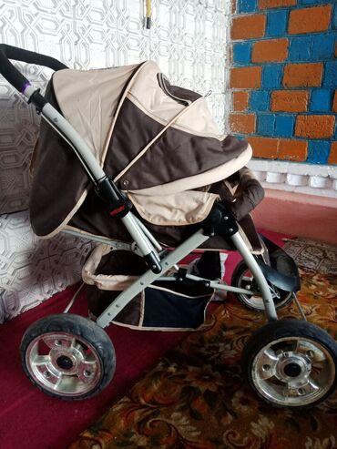 Коляски - Кыргызстан: Продаю коляски срооочно,очень хорошие в хорошем состоянии,как на