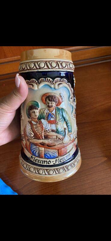 работа в отеле бишкек в Кыргызстан: Большая сувенирная кружка ручной работы! Объём 1 литр!