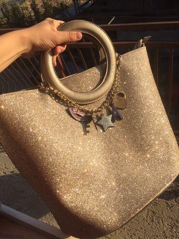 Mona torba - Srbija: Nova torba ni jednom nošena, dobijena na poklon. Dosta je velika