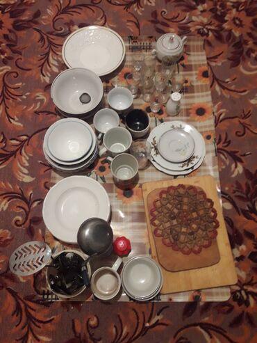 vse tureckoe в Кыргызстан: Posyda raznoboi vse za 200