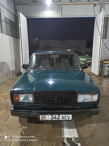ВАЗ (ЛАДА) 2107 1.6 л. 2009 | 86000 км
