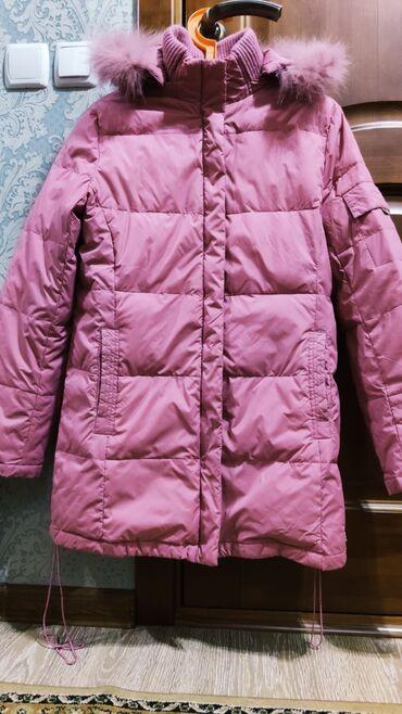 брендовые одежды в Кыргызстан: Куртка-пуховик Colins, производство Турция, размер M, свободный, не