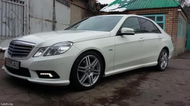 Mercedes-Benz E 200 2 л. 2011 | 25000 км