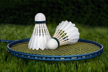 "Bmw 3 серия 320i at - Srbija: Set za badminton 2 reketa 3 ""loptice"""