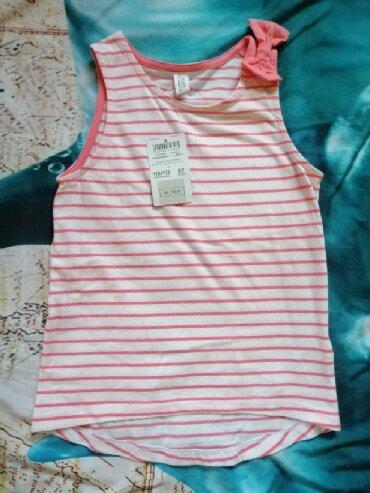 Majica sl sa - Srbija: Nova, sa etiketom Calliope majica, za devojčice uzrasta 6-7 godina, tj
