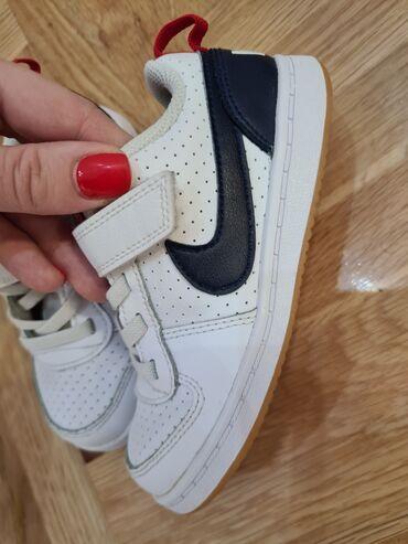 Dečija odeća i obuća - Nova Pazova: Nike patike za decaka 26