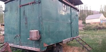 есть на доме и вагоне в Кыргызстан: Продаю вагон (дом на колесах) цена 80 000