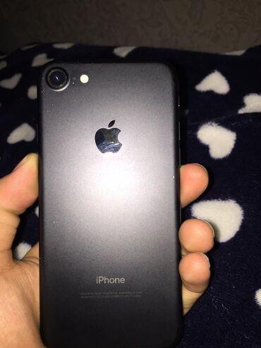 аксессуары для meizu pro 7 plus в Кыргызстан: IPhone 7 Черный