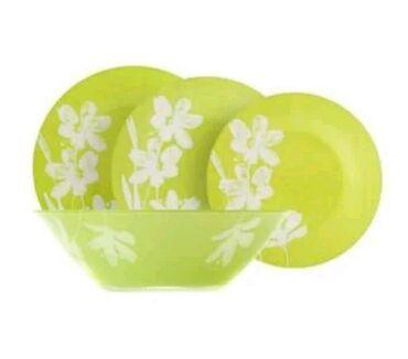 Кухонные принадлежности - Кыргызстан: Продается Новый Сервиз Luminarc Cotton Flower 19 предметов. В г