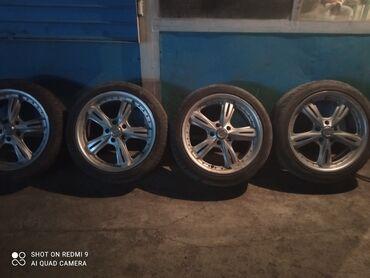 Срочно продаю шины и диски не дорого 225/45/18 срочно не дорого