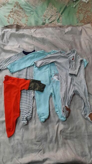 Продаю детские вещи мальчику от 0 - 9 месяцев. Всё вещи в хорошем