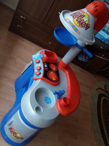 Velika dečija kuhinja (igračka),imitacija prave kuhinje sa - Loznica