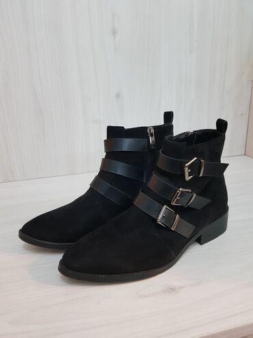 обувь в Кыргызстан: Натуральная замша ремень кожа Италия
