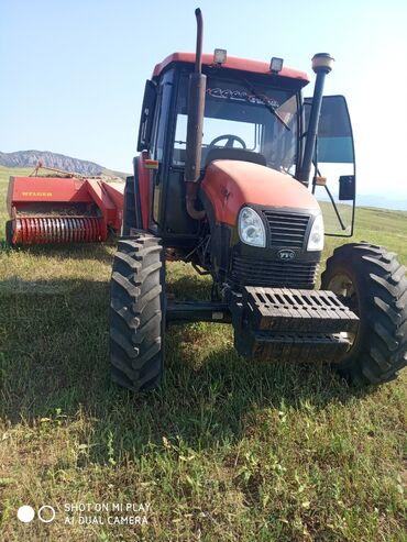 Транспорт - Кербен: Трактор юто 904 сатылат без турбина прессподборщиги менен велгер ап 61