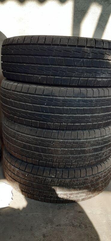шины 225 70 r16 в Кыргызстан: Продаю шина 225/70/R16 Японский Пару раз ездил на авто рынок