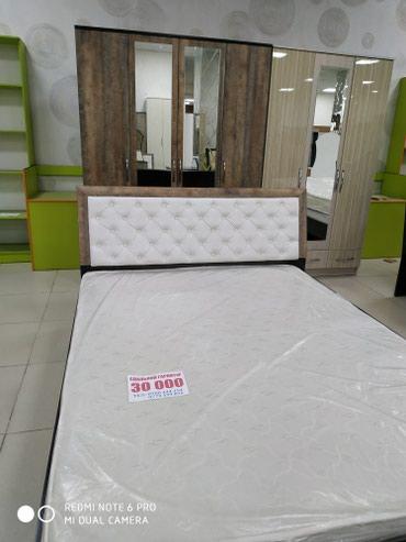 Шкаф и кровать в Бишкек