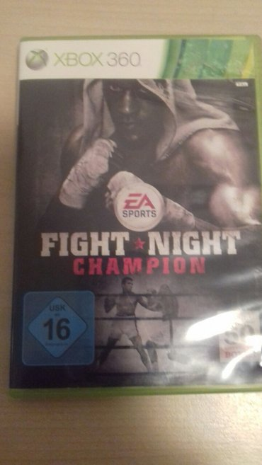 Fight night champion igrica - Novi Sad