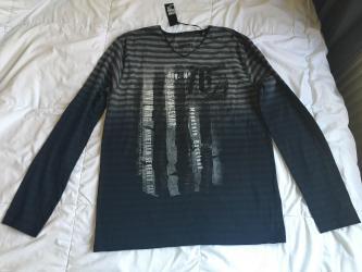 Biciklisticka-majica - Srbija: Pamucna majica, velicina l, kupljena u svajcarskoh. Novo sa etiketom