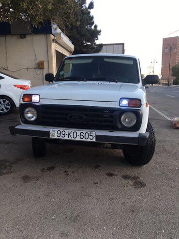 niva satilir - Azərbaycan: VAZ (LADA) 4x4 Niva 1.7 l. 2012 | 250000 km
