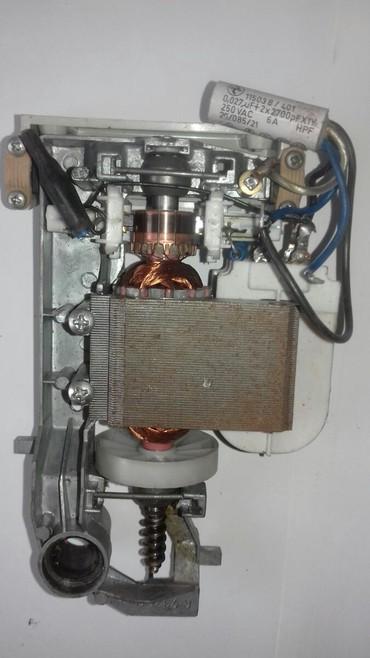 Gepars Ət çəkənin motoru işləkdir 5 azn
