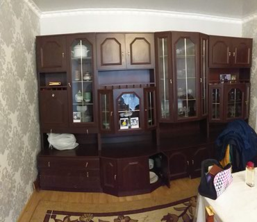 саманный кирпич в Кыргызстан: Продаётся дом в Ак-Орго центральная канализация, газ. улица тупик