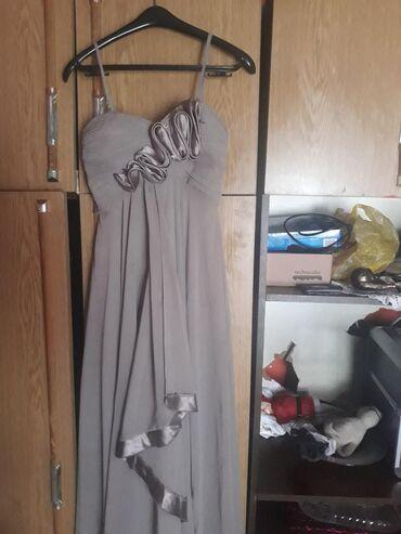 Pre lagana peleri na - Srbija: Svecana haljina, dugalagana jednom obucena na svadbi
