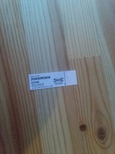 Stol za trpezariju Ikea novooo ,vidi slike ,slanje postom ili - Sombor