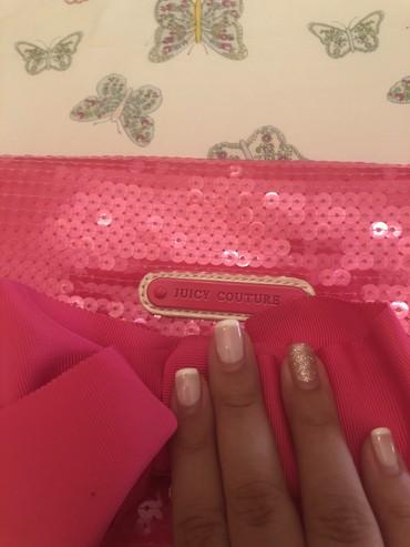 Προσωπικά αντικείμενα - Ελλαδα: Αυθεντικο Juicy Couture Τσαντακι με πουλιες !!!