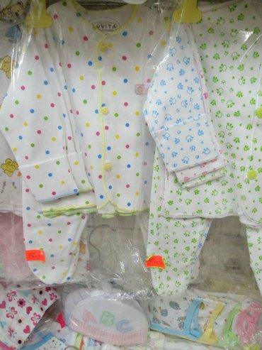 Многоразовые памперсы оригинал + вкладыши. Детские пижамы, костюмчики, в Бишкек - фото 8