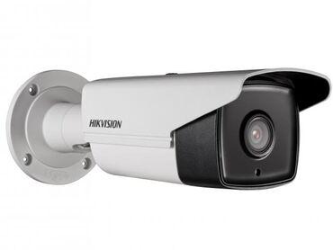 IP Камера видеонаблюдения HIKVISION.4Мп уличная цилиндрическая