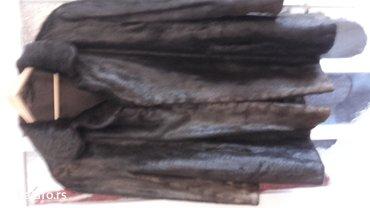 Kratka bunda od vidre  s u p e r   p o v o lj n o! ! ! Kratka bunda - Indija - slika 2