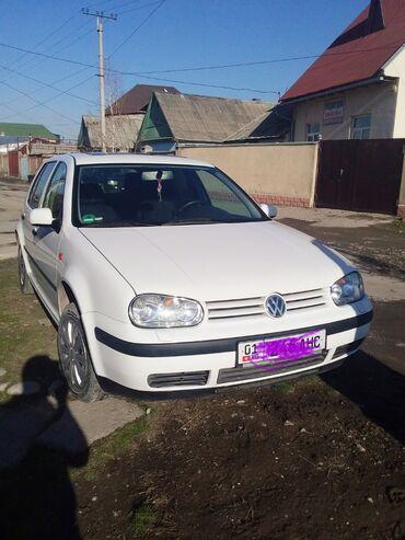 продажа авто гольф 4 в Кыргызстан: Volkswagen Golf 1.6 л. 1998   320000 км