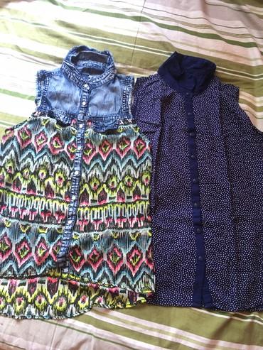 Dve prelepe košuljice,veličina XS - Zrenjanin