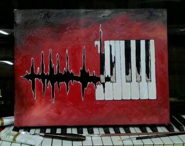 бу-пианино-цена в Кыргызстан: Продаю пианино импортные почти в идеальном состоянии, цены от 900 $  н