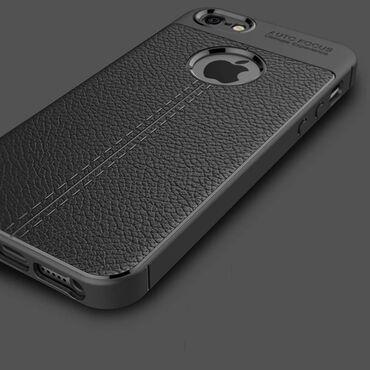 чехол iphone se в Азербайджан: Auto Focus противоударный чехол для iPhone SE 2020 Новый кожаный