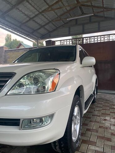 здоров мом крем бишкек в Кыргызстан: Lexus GX 4.7 л. 2007 | 1 км