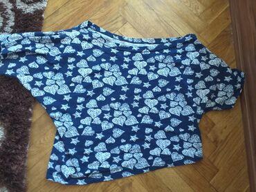 Ostalo | Mali Zvornik: Krop-top majica. Jednom obucena.Kao nova