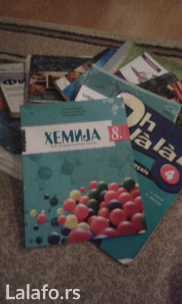 Knjige, časopisi, CD i DVD | Vrnjacka Banja: Dobro ocuvane polovne knjige za osnovnu skolu svih izdavaca. pozovite