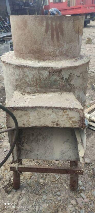 дробилка для сена в Кыргызстан: Продаю дробилку трех фазный с движком