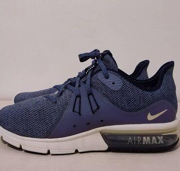 Muske nike patike - Srbija: Nike air max sequent 3 NOVE ORIGINAL patikeBroj 42Za sve informacije