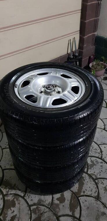 литые диски r16 в Кыргызстан: Продаю литые диски R16, подходят на Хонда CR-V