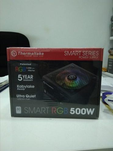 """Bakı şəhərində Qida bloku """"Thermaltake SMART PRO RGB 500W"""""""