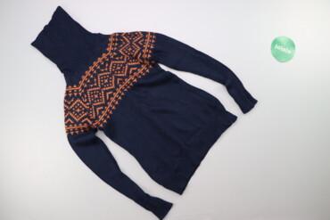 Жіночий светр з візерунком Trikobakh р. М    Довжина: 60 см Ширина пле