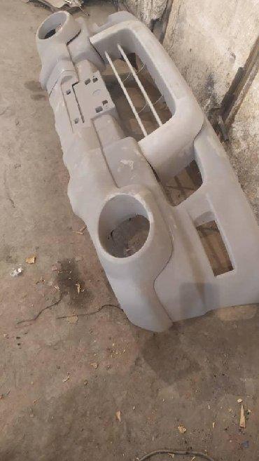митсубиси делика бишкек in Кыргызстан | АВТОЗАПЧАСТИ: Мицубиси Делика На рестайлинг Передние бампераполностью в сборе( с