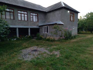 bir-tankda-mebel - Azərbaycan: Ismayilli rayonu topcu kendinde ev satilir 10 sot 4 otaq li kuxnasi