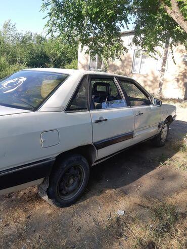 audi 80 1 8 quattro - Azərbaycan: Audi 100 1.8 l. 1985 | 18 km
