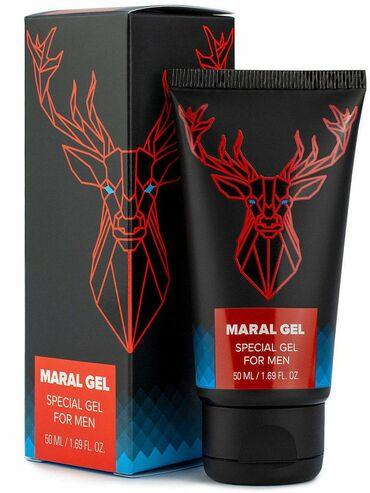 товары из кореи бишкек в Кыргызстан: Марал гель Maral gel  Для увеличения пениса. Оригинал Новый лубрикант