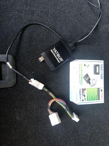 Продаю YATOUR проигрыватель USB AUX оригинал на штатную магнитолу вмес